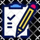 Document Job Tool Icon