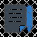 Edit Write File Icon
