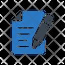 File Edit Write Icon