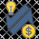 Idea Money Knowledge Icon