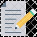 Contract Create Edit Icon
