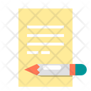 Compose Office Note Icon