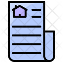 Pencil Documents Agreement Icon