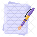 Contract Paper Deal Contract Icon