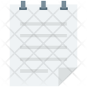 Contract Document Note Icon