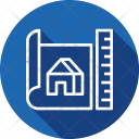 Contract Deal Home Icon