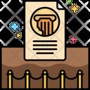 Contract Archeology Contract Archaeology Archaeology Icon
