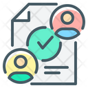 Sell House Document Contract Icon