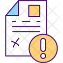 Contract Issues Icon
