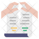 Contract Termination Icon