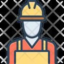 Contractor Occupier Hireling Icon