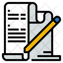 Contracts Journal Essay Icon