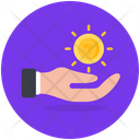 Contribution Funding Grant Icon