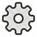 Control Gear Options Icon