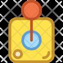 Control Column Joystick Icon