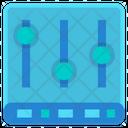 Control System Control Sound System Icon
