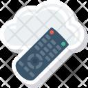 Control Entertainment Cloud Icon