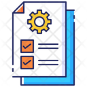 Control Quality Business Icon