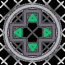 Control Switch Arrow Icon