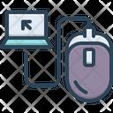 Control Command Monitoring Icon