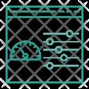 Webpage Control Internet Icon
