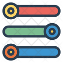 Control Adjustment Equalizer Icon