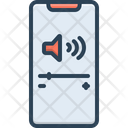 Control Manage Sound Icon
