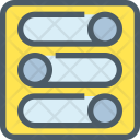 Control Toggle Switch Icon