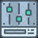 Control Music Adjustment Icon