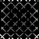 Cog Lcd Monitor Configuration Icon