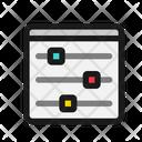 Control Setting Icon