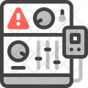 Control System Setting Configuration Icon
