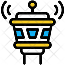 Airport Control Tower Travel Icon