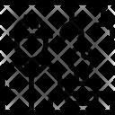 Controll Process Crane Icon
