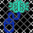 Itab Robot Controllable Artificial Brain Controllable Brain Icon