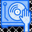 Controller Music Record Icon