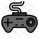 Console Games Play Icon