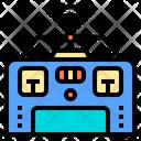 Controller Drone Ai Icon