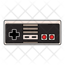 Nes Controller Tech Electronic Icon