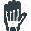 Controller Gaming Glove Icon