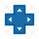 Controller Direction Keys Icon