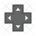 Direction Keys Controller Icon