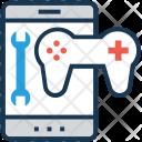 Game Settings Configure Icon