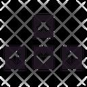 Arrow Keyboard Up Icon