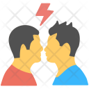 Controversy Disagreement Argument Icon