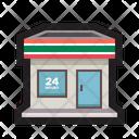 Convenience Store Market Buy Icon