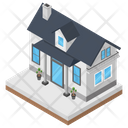 Convention House Icon
