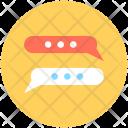 Conversation Chatting Chat Icon