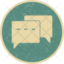 Conversation Chat Bubble Icon