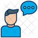 Conversation Communication Chatting Icon